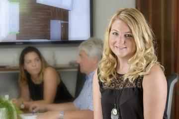 Mitarbeiterin der Zotter Bad & Energie GmbH: Melanie Zotter